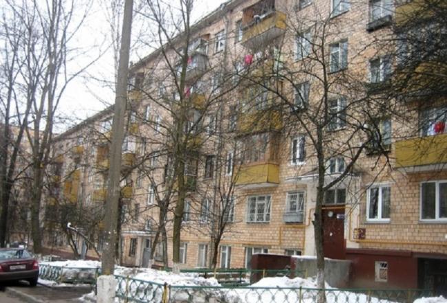 Москва, улица Панферова, дом 16, корпус 1 (ЮЗАО, район Ломоносовский)