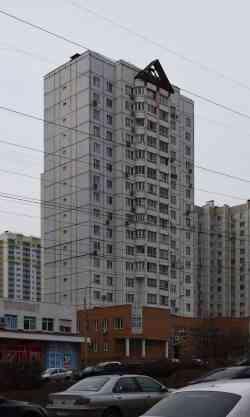Москва, Кастанаевская улица, дом 51, корпус 3 (ЗАО, район Фили-Давыдково)