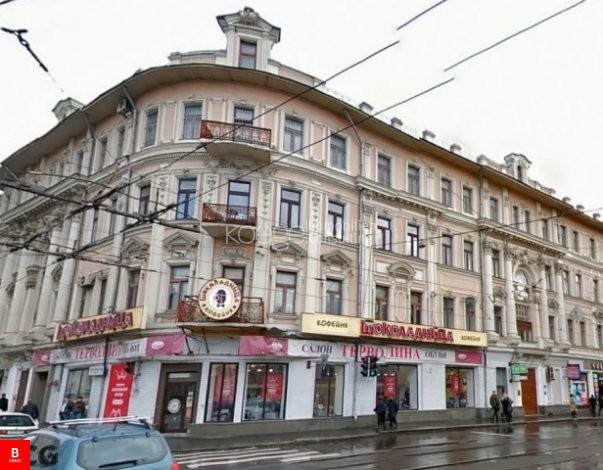 Москва, Бауманская улица, дом 33/2, строение 1 (ЦАО, район Басманный)