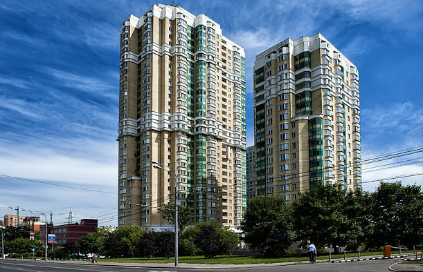 Москва, проспект Вернадского, дом 37, корпус 1А (под. 1) (ЗАО, район Проспект Вернадского)