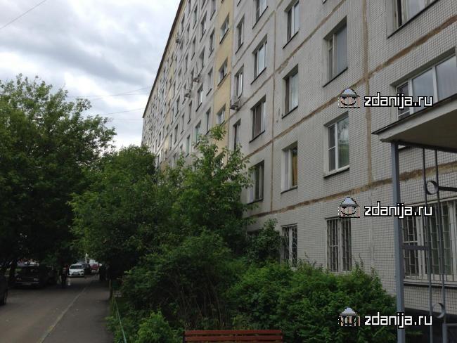 Москва, Алтайская ул., д.34, Серия I-515 (ВАО, район Гольяново)