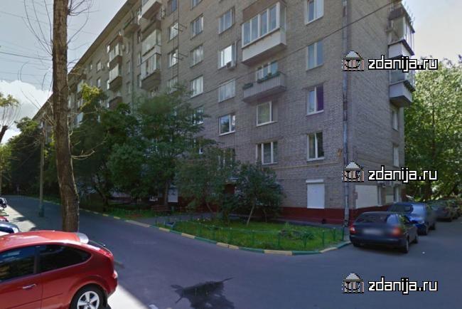Москва, Университетский проспект, дом 23, корпус 4, Серия II-08 (ЗАО, район Раменки)