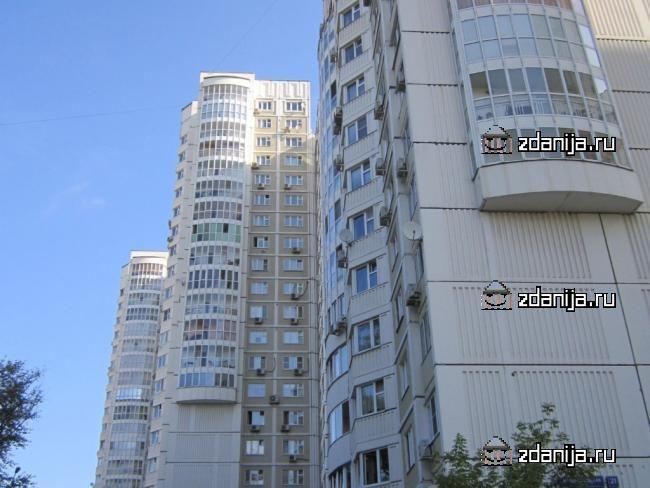 Москва, Маломосковская улица, дом 21, корпус 3, Серия КОПЭ (СВАО, район Алексеевский)