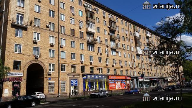 Москва, Университетский проспект, дом 4 (ЮЗАО, район Гагаринский)
