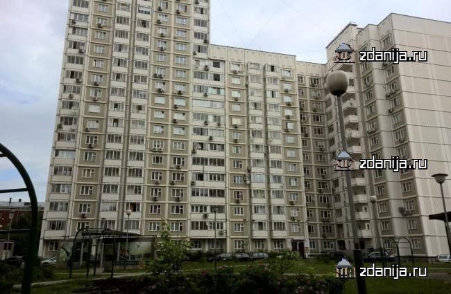 Москва, Маломосковская улица, дом 21, корпус 4, Серия КОПЭ (СВАО, район Алексеевский)