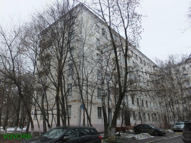 Москва, Молодежная улица, дом 5, Серия II-04 (ЮЗАО, район Гагаринский)