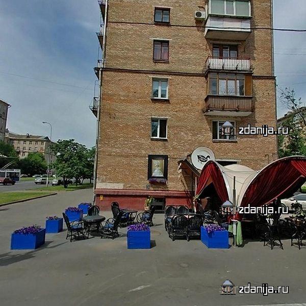 Москва, улица Куусинена, дом 4А, корпус 1 (САО, район Хорошевский)