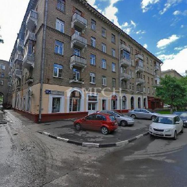 Москва, улица Ивана Бабушкина, дом 17, корпус 2 (ЮЗАО, район Академический)