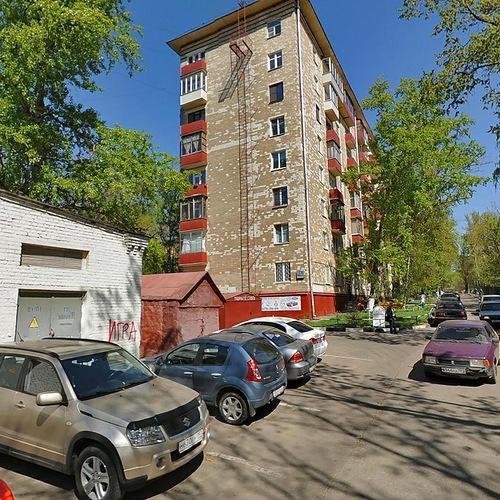 Москва, улица Строителей, дом 17, корпус 2, Серия II-08 (ЮЗАО, район Ломоносовский)