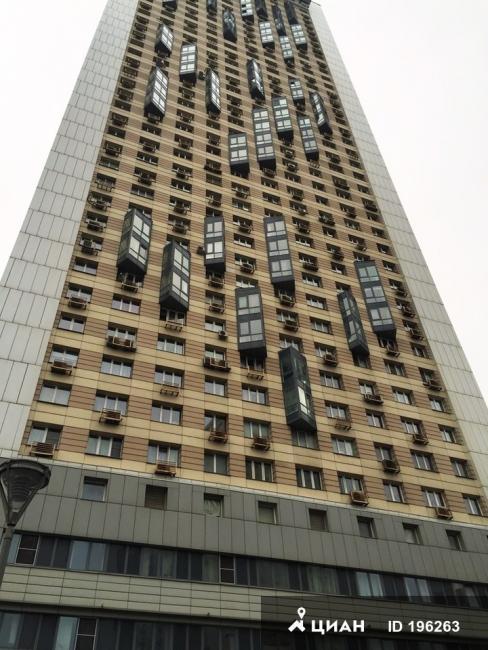 Москва, Хорошевское шоссе, дом 16, корпус 2 (САО, район Хорошевский)
