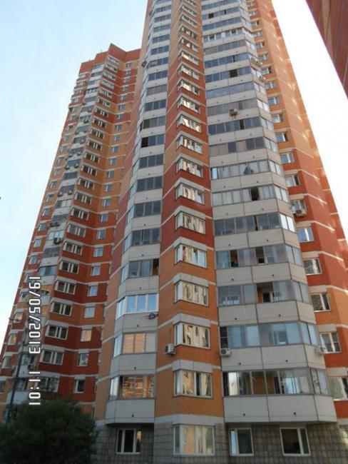 Москва, улица Удальцова, дом 5, корпус 2 (ЗАО, район Проспект Вернадского)