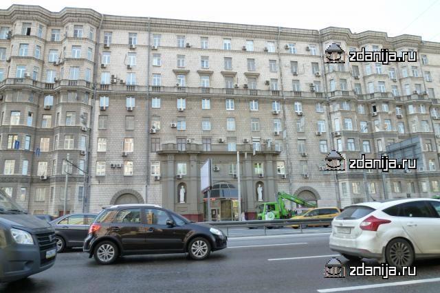 Москва, Беговая улица, дом 7 (САО, район Беговой)