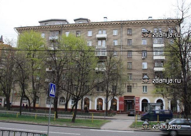Москва, улица Народного Ополчения, дом 40, корпус 1 (СЗАО, район Щукино)
