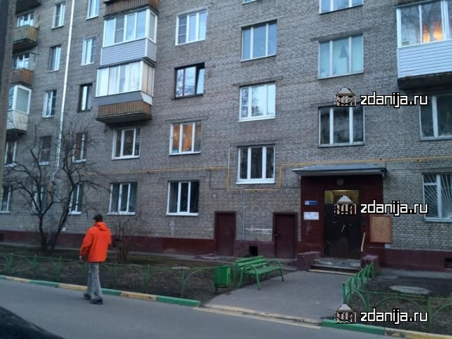 Москва, Университетский проспект, дом 21, корпус 2, Серия II-08 (ЗАО, район Раменки)