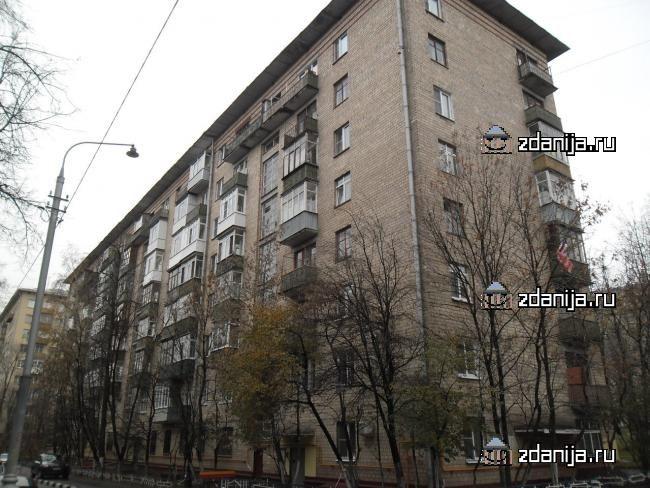 Москва, улица Крупской, дом 14, Серия II-08 (ЮЗАО, район Ломоносовский)