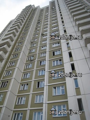 Москва, Сколковское шоссе, дом 30, Серия КОПЭ (ЗАО, район Можайский)