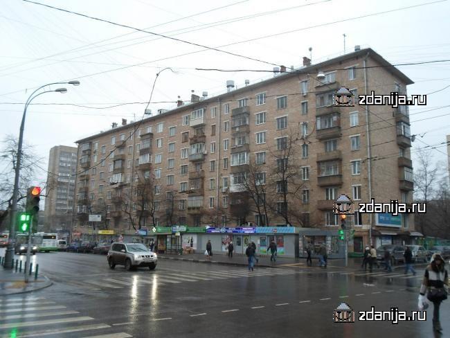 Москва, Бутырская улица, дом 9, корпус 1, Серия II-08 (САО, район Савеловский)