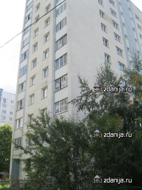 Москва, улица Академика Бочвара, дом 5, корпус 2, Серия П-31 (СЗАО, район Щукино)