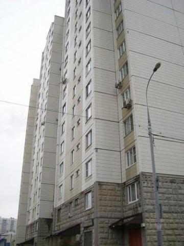Москва, Кастанаевская улица, дом 51, корпус 1, Серия П-44 (ЗАО, район Фили-Давыдково)
