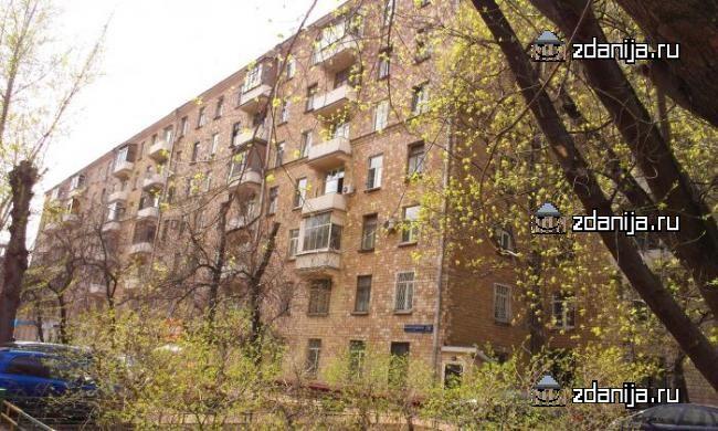 Москва, Малая Грузинская улица, дом 29 (ЦАО, район Пресненский)