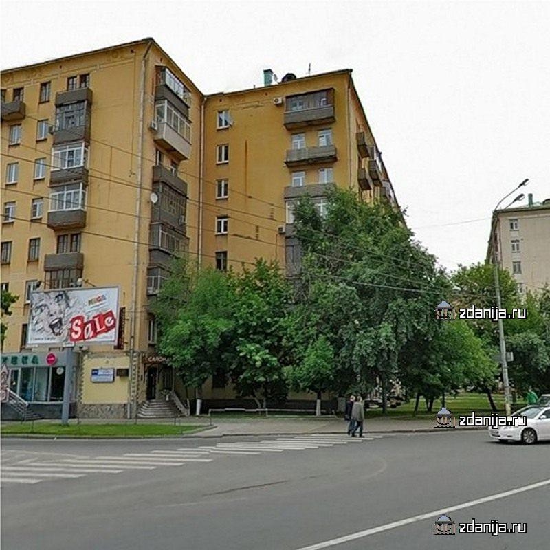 Москва, Хорошевское шоссе, дом 92, Серия II-04 (САО, район Хорошевский)