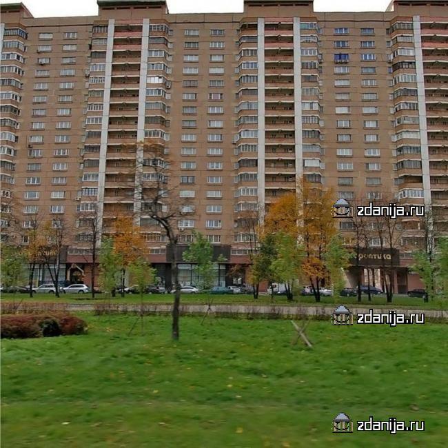 Москва, Нахимовский проспект, дом 63 (ЮЗАО, район Черемушки)