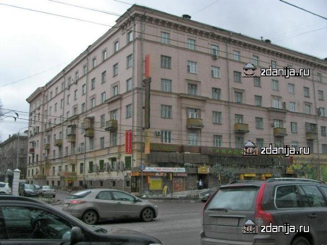 Москва, улица Народного Ополчения, дом 48, корпус 1 (СЗАО, район Щукино)