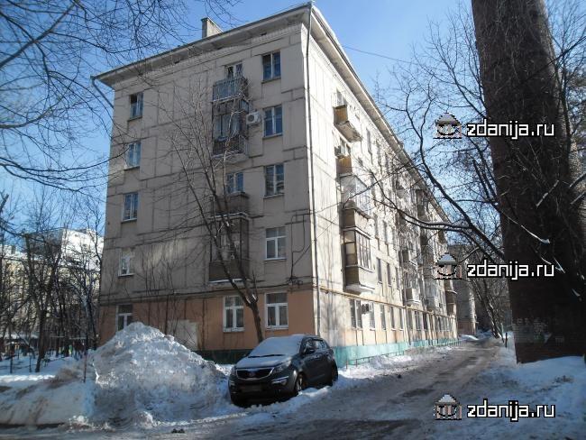 Москва, улица Юннатов, дом 17, корпус 3, Серия II-05 (САО, район Савеловский)