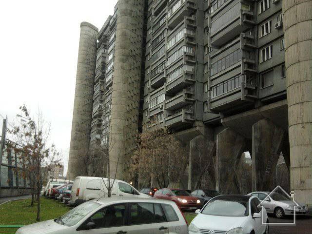 Москва, Беговая улица, дом 34, серии Лебедь (САО, район Беговой)