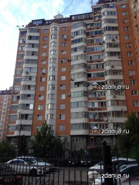 Москва, улица 1905 Года, дом 15, Серия П-44т (ЦАО, район Пресненский)
