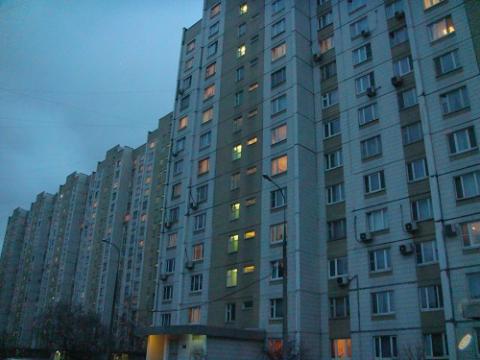 Москва, улица Герасима Курина, дом 14, корпус 3, Серия П-44 (ЗАО, район Фили-Давыдково)