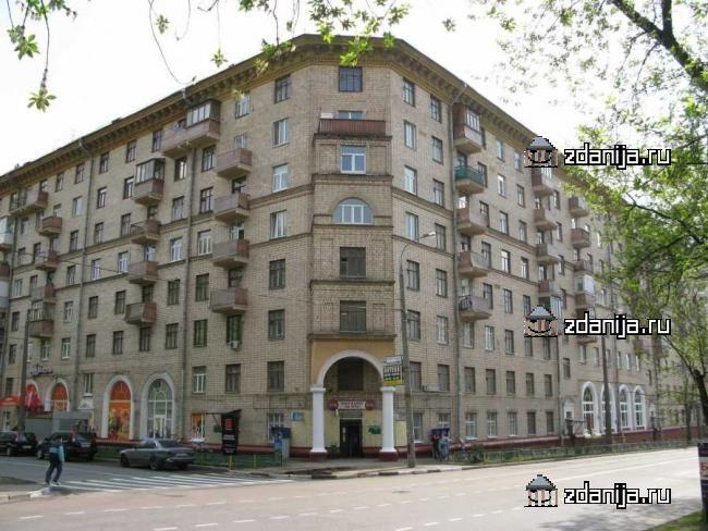 Москва, улица Академика Бочвара, дом 15 (СЗАО, район Щукино)