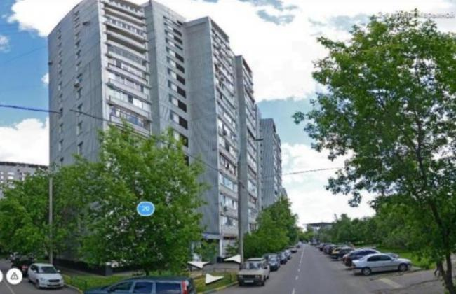 Москва, 2-я улица Марьиной Рощи, дом 20, Серия И-522 (СВАО, район Марьина Роща)