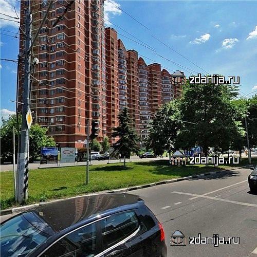 Москва, Профсоюзная улица, дом 91 (ЮЗАО, район Коньково)