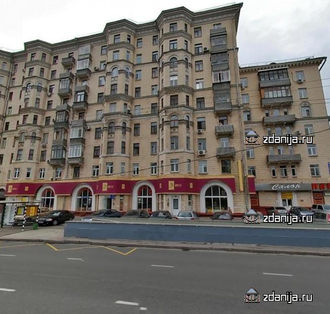 Москва, улица Куусинена, дом 19, корпус 2 (САО, район Хорошевский)