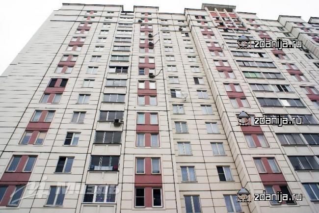 Москва, Онежская улица, дом 51, корпус 1 (САО, район Ховрино)