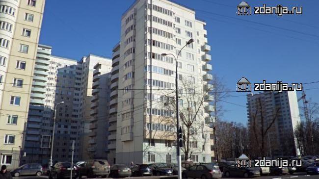 Москва, улица Гримау, дом 9, корпус 1, Серия И-155 (ЮЗАО, район Академический)