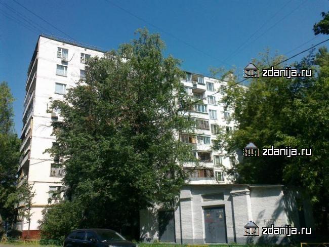 Москва, улица Вострухина, дом 7, Серия: II-49Д (ЮВАО, район Рязанский)
