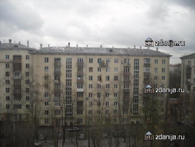 Москва, Молодежная улица, дом 4, Серия II-08 (ЮЗАО, район Гагаринский)
