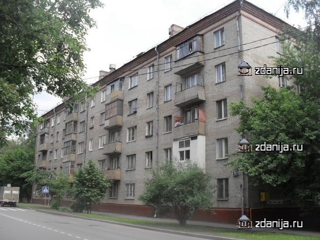 Москва, Отрадный проезд, дом 4 (СВАО, район Отрадное)