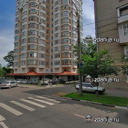 Москва, Хорошевское шоссе, дом 84, корпус 6 (САО, район Хорошевский)