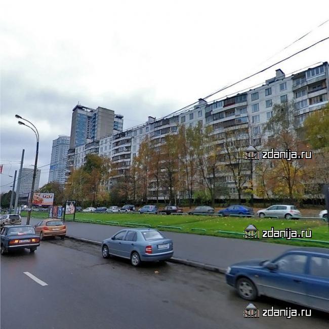 Москва, проспект Вернадского, дом 111, Серия II-57 (ЗАО, район Тропарево-Никулино)