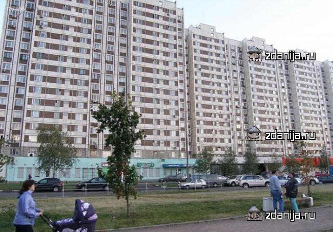 Москва, Алтайская улица, дом 4, Серия П-44 (ВАО, район Гольяново)