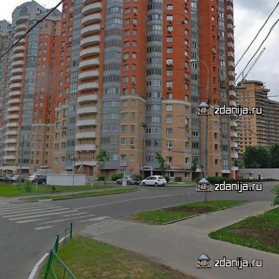 Москва, улица Удальцова, дом 77 (ЗАО, район Проспект Вернадского)