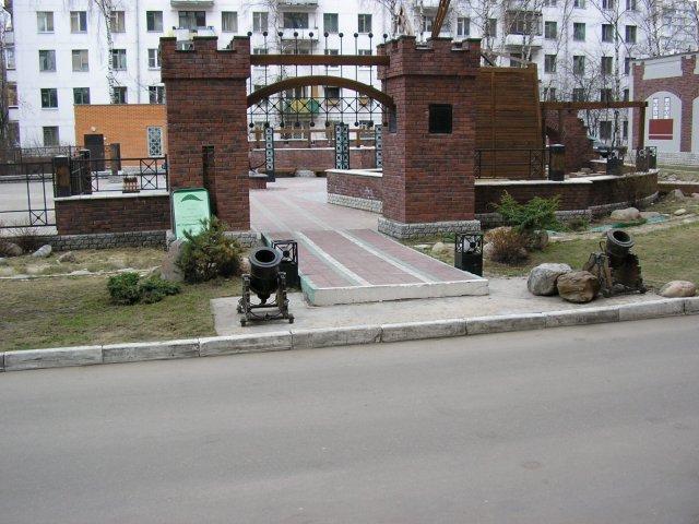 Москва, бульвар Генерала Карбышева, дом 18 (СЗАО, район Хорошево-Мневники)