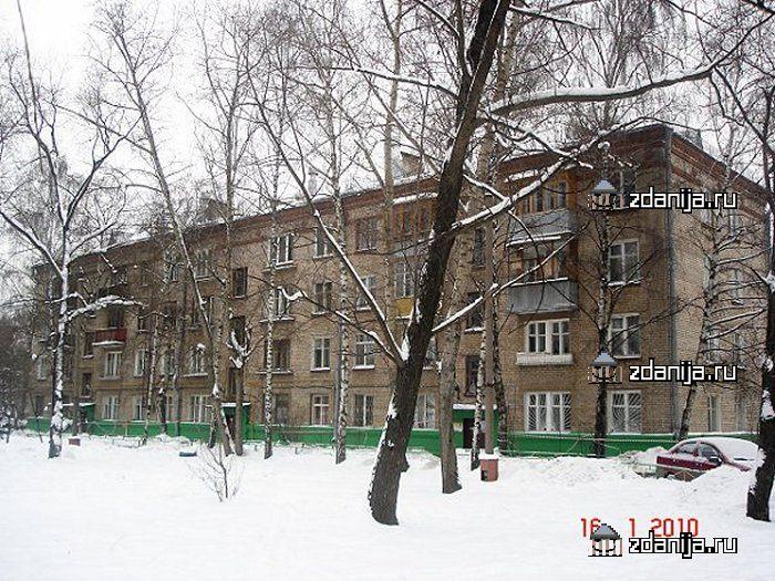 Москва, Флотская улица, дом 92, Серия II-14 (САО, район Головинский)