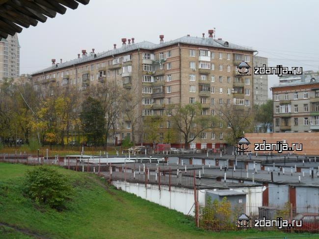 Москва, улица Бажова, дом 4, Серия II-08 (СВАО, район Ростокино)