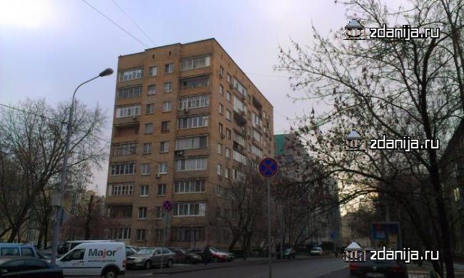 Москва, Малая Грузинская улица, дом 6 (ЦАО, район Пресненский)