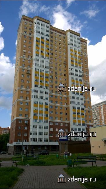 Москва, Щелковское шоссе, дом 69, корпус 1 (ВАО, район Гольяново)