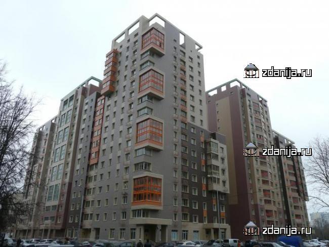 Москва, улица Удальцова, дом 71, корпус 3 (ЗАО, район Проспект Вернадского)